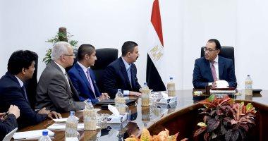 """رئيس الوزراء يلتقى نائب رئيس مجلس إدارة مجموعة """"عجلان وإخوانه"""" السعودية"""