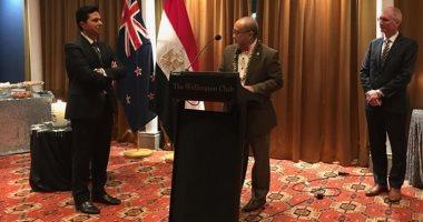 السفارة المصرية فى نيوزيلندا تحتفل بالعيد الوطنى بمناسبة ذكرى ثورة 23 يوليو