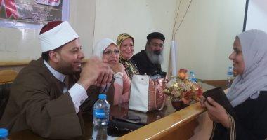 صور..ندوة تثفيفية لأوقاف الدقهلية حول تنظيم الأسرة وزواج القاصرات فى الإسلام