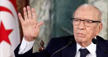 خادم الحرمين وولى العهد السعودى يعزيان الرئيس المؤقت لتونس فى وفاة السبسى