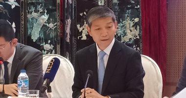 سفير الصين بالقاهرة: إجراءات وقائية مشددة بالمشاريع الصينية بالعاصمة الإدارية