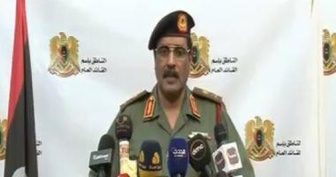 """الجيش الليبى يؤكد سيطرته على مدينة """"مرزق"""" بعد مواجهات ضد المرتزقة وداعش"""