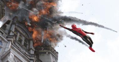 فيلم spider-man far from home يتذيل قائمة شباك التذاكر ويقترب من الخروج