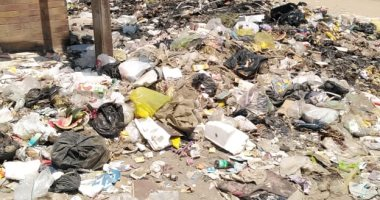 قارئ يشكو من انتشار القمامة بمنطقة الخلايفة بوراق العرب بالجيزة