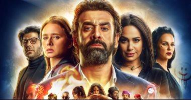 """""""الفيل الازرق 2"""" أول فيلم يحقق 100 مليون جنيه فى تاريخ السينما المصرية"""