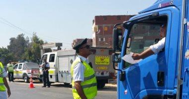 قانون المرور الجديد يضمن ردع المخالفين أثناء القيادة.. تعرف عليها