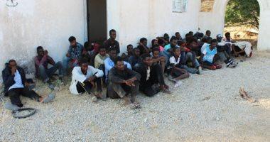 126 مهاجرًا غير شرعى من النيجر يعودون إلى بلادهم