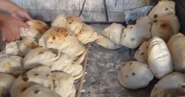 ضبط 27 مخبز لانتاجهم خبز مخالف للمواصفات وتهريب الدقيق المدعم بالبحيرة