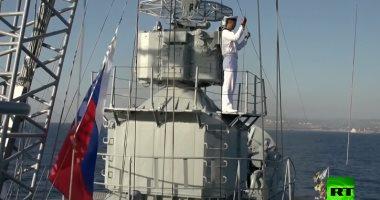 أسطول البحر الأسود الروسى يتسلم فرقاطة جديدة نهاية الشهر الجارى