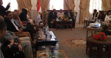 """النائب أحمد رسلان يطالب """"الإسكان"""" بتخصيص مزيد من وحدات العلمين لأبناء مطروح"""