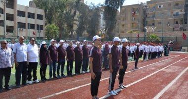صور.. افتتاح معسكر إعداد القادة بجامعة الفيوم