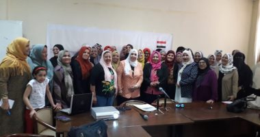 صور.. قومى المرأة بشمال سيناء يواصل فعاليات مناهضة ختان الإناث