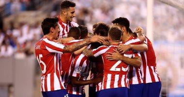 سيميوني يعلن قائمة أتلتيكو مدريد ضد خيتافي فى الدوري الإسباني
