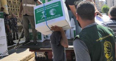 مركز الملك سلمان للإغاثة يوزع لحوم الأضاحى للمحتاجين واللاجئين فى لبنان