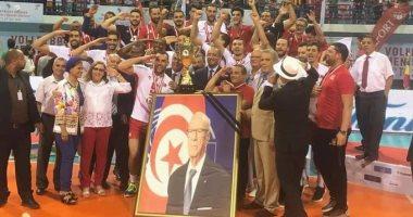تونس تتوج ببطولة إفريقيا للكرة الطائرة للمرة العاشرة على حساب الكاميرون