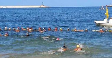 اليوم.. حفل افتتاح بطولة العالم للسباحة بالزعانف فى دورتها السادسة عشرة