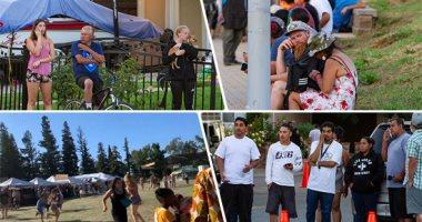 الطب الشرعى الأمريكى: انتحار منفذ إطلاق النار على مهرجان للطعام فى كاليفورنيا
