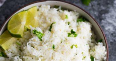 جددى مطبخك..طريقة عمل الأرز بعصير الليمون