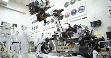 صور.. ناسا تتابع اختبارات مستكشف المريخ 2020 على جمع عينات من السطح