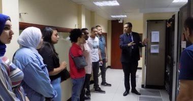 شركة تكنولوجيا معلومات النقل تعقد دورات تدريب مجانية للطلاب على البرامج الحديثة