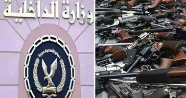 الأمن العام يضبط 44 قطعة سلاح وينفذ 46 ألف حكم خلال 24 ساعة
