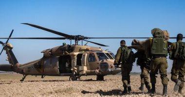 الجيش الإسرائيلى يجرى مناورات عسكرية تحاكى حرب شاملة