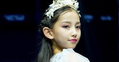 انطلاق مسابقة الموضة للأطفال فى مدينة تشونج تشينج جنوب غربى الصين