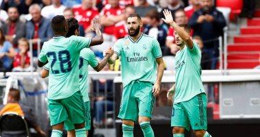 التاريخ يدعم ريال مدريد ضد سيلتا فيجو فى افتتاح الدوري الاسباني
