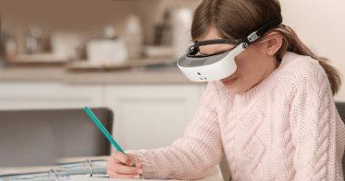 فيديو.. نظارة ذكية تعيد الرؤية لضعاف البصر