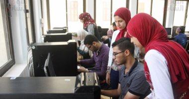 التعليم العالى: 75 ألف طالب سجلوا رغباتهم بتنسيق المرحلة الثالثة حتى الآن