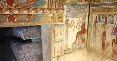 تعرف على مقبرة توتو قبل وضعها ضمن تصور متحف العاصمة الإدارية