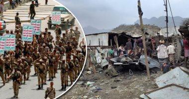 الجيش اليمنى يتمكن من أسر 5 عناصر حوثية فى مأرب