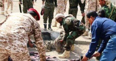 قوات الشرعية اليمنية تسيطر على مدينة عتق