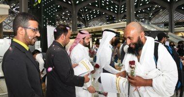 1.604 مليون حاج يصلون للمملكة السعودية لأداء مناسك الحج من الخارج