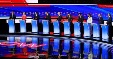 الليلة الثانية من انطلاق مناظرة المرشحين الديمقراطيين للرئاسة الأمريكية 2020