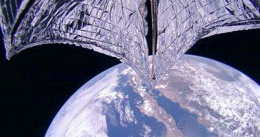 تفاصيل رحلة أول مركبة فضائية تتحرك بأشعة الشمس فقط
