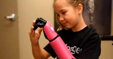 شاهد.. ذراع إلكترونية مصنوعة خصيصًا للأطفال بطابعة ثلاثية الأبعاد