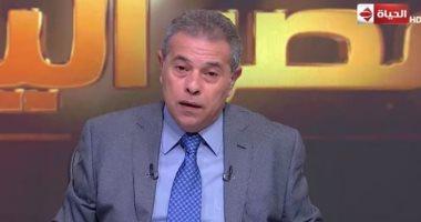 فيديو.. توفيق عكاشة: الشعب رفض إفلاس مصر وشارك فى الثورة الاقتصادية