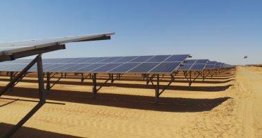 """""""الكهرباء"""" تبدأ إنشاء محطة طاقة شمسية بمنطقة فارس فى أسوان بقدرة 200 ميجا"""