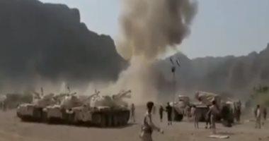 النفط اليمنية: استهداف محطة الضخ بأنبوب صافر النفطى عملا إجراميا وتخريبيا
