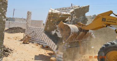 محافظ بنى سويف: استرداد 20 ألف فدان أراضى دولة متعدى عليها