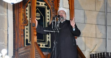وزير الأوقاف يفتتح مسجد الحمرة بمدينة الحمام ويخطب الجمعة بحضور محافظ مطروح