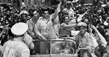"""""""ثورة 23 يوليو"""" غيرت المعادلة الاجتماعية بإنحيازها للأغلبية العددية من المصريين"""
