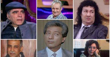 5 مسرحيين رحلوا يكرمهم المهرجان القومي للمسرح المصري في حفل افتتاحه
