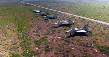 المرصد السورى: ارتفاع حصيلة انفجار ذخائر فى مطار الشعيرات العسكرى إلى 30 قتيلا