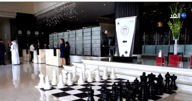 شاهد.. مهرجان الشطرنج ينطلق من أبو ظبى بمشاركة نجوم العالم