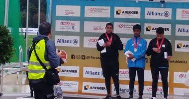 مصر تحقق 3 ميداليات ببطولة العالم لألعاب القوى للإعاقات الحركية بسويسرا