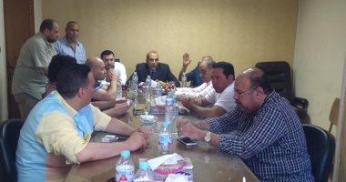 """حاتم عبد الغفار رئيسًا للغرفة التجارية بكفر الشيخ و""""يونس والجراحى"""" نائبان"""