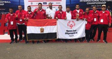 مصر تواجه الهند فى الأولمبياد الخاص لكرة القدم اليوم