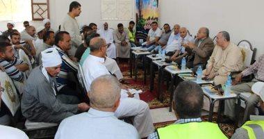 48 قرية بالشرقية تستفاد من مشروعات صرف صحى تنفيذ لمبادرة حياة كريمة